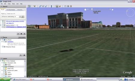 Michigan State University - Spartan Stadium